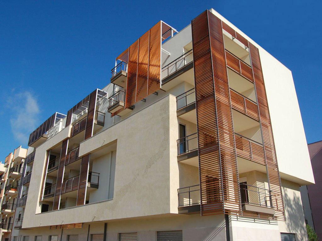 edificio residenziale akm