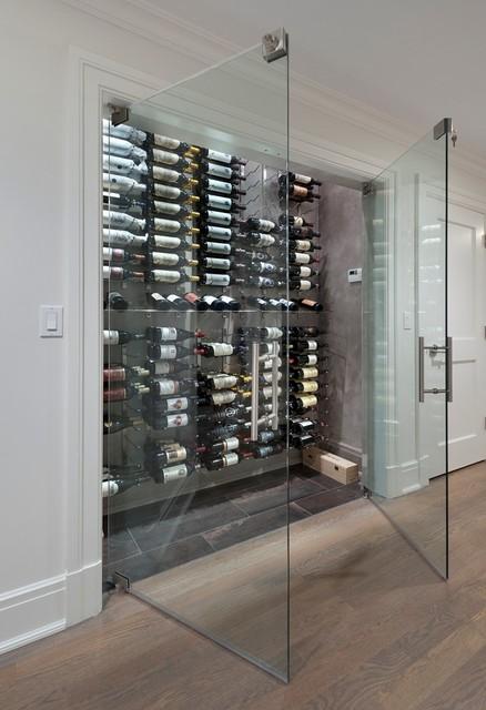 Il design delle cantine per vino for Cantine arredo