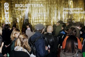 Italy. Torino. 2015. Operae  Design Festival.